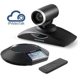 SISTEMA DE VIDEOCONFERENCIA FULLHD SIP/H.323 GVC3202+GAC2500 GRANDSTREAM