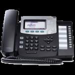 TELEFONO IP HD POE 4 LINEAS DIGIUM D50