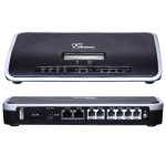 CENTRAL TELEFONICA IP PARA 4 LINEAS ANALOGAS GRANDSTREAM UCM6204