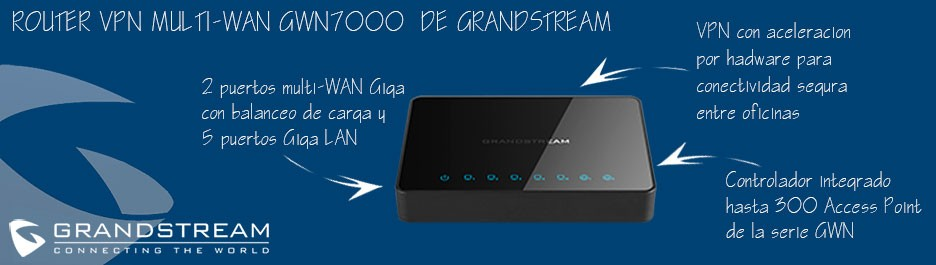 Router GWN700 Grandstream