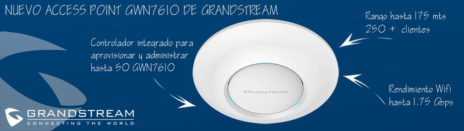 Access Point GWN7610 Grandstream