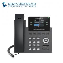 TELEFONO IP HD AVANZADO 2 LINEAS COLOR POE GDMS GRANDSTREAM GRP2612P