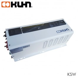 INVERSOR DE VOLTAJE 3000W/24V-220VAC ONDA SINUSOIDAL KSW3KW-24/220 KUHN