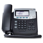 TELEFONO IP HD POE 2 LINEAS DIGIUM D40