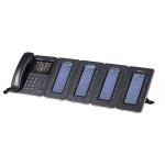 Muestra Telefono con 4 Modulos GXP2200EXT (Telefono no incluido)