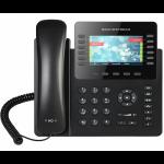 TELEFONO IP HD POE GIGABIT COLOR 12 LINEAS GRANDSTREAM GXP-2170