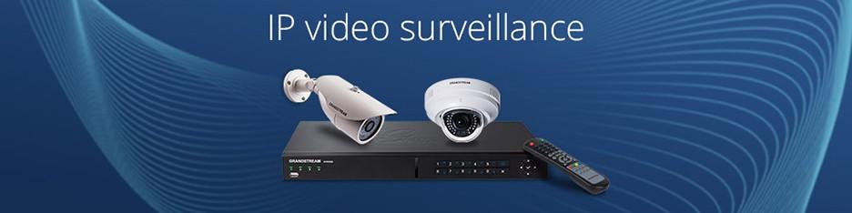 Videovigilancia IP Grandstream