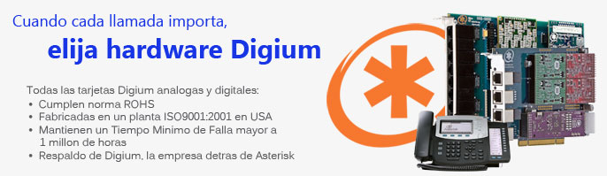 KUHN - Tarjetas Digium Digitales
